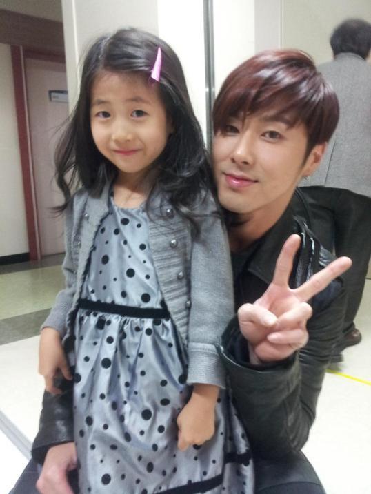 Yunho and Minha