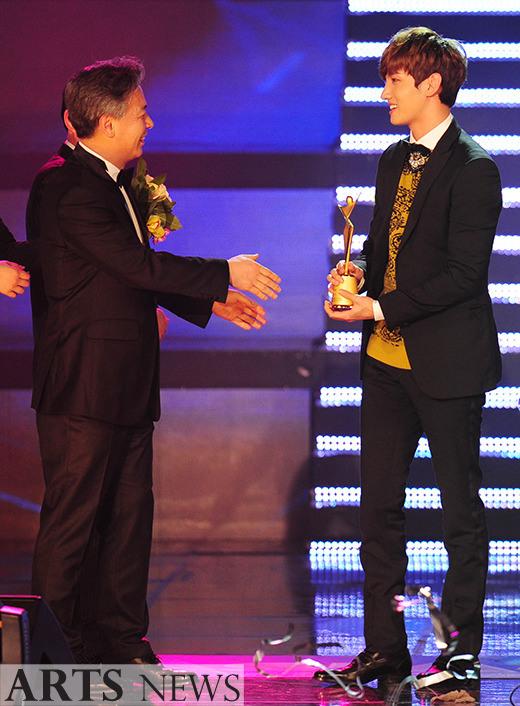 cm asia model award