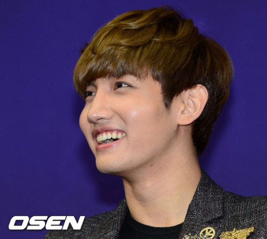 [Vids+Pics] 130116 Changmin at Moonlight Prince Press Conference